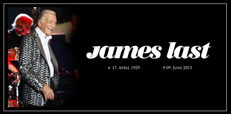 James Last † 09.06.2015
