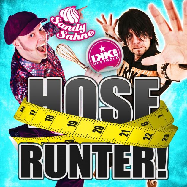 Cover-Hose-Runter