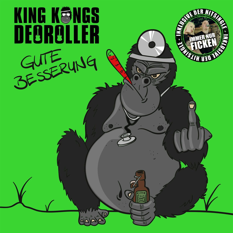 Support: King Kongs Deoroller
