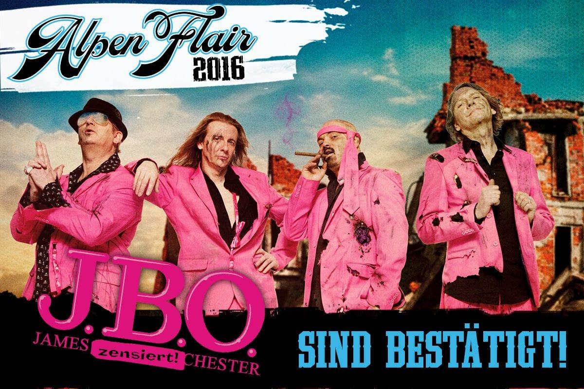 JBO Alpen Flair 2016