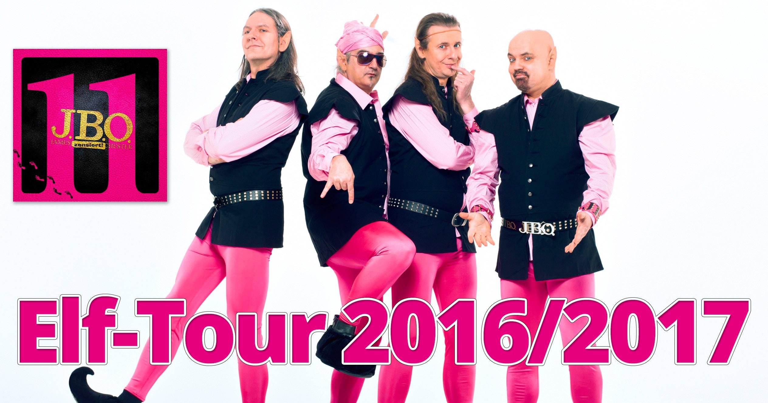 Elf-Tour 2016/2017