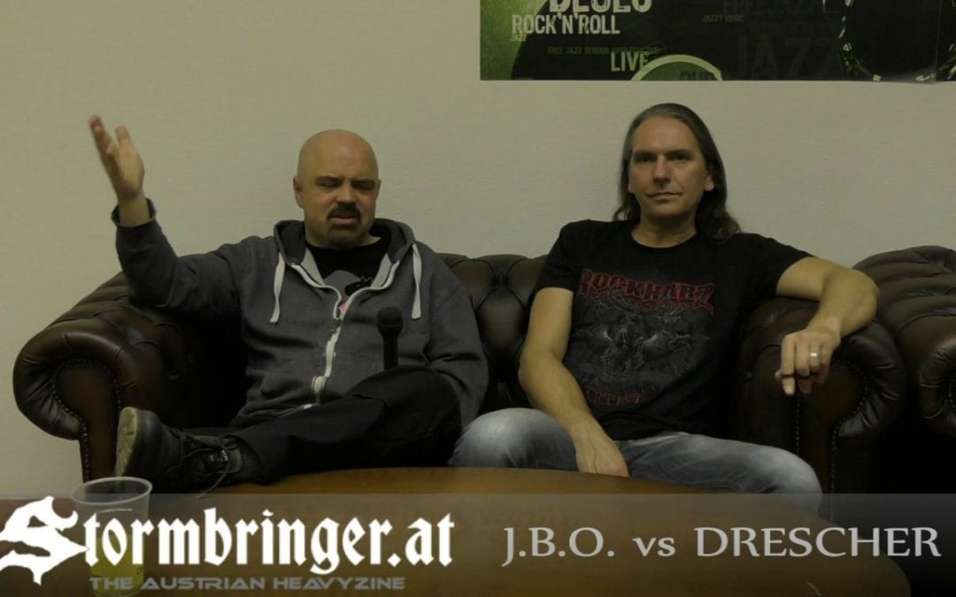 Stormbringer.at: J.B.O. vs Drescher