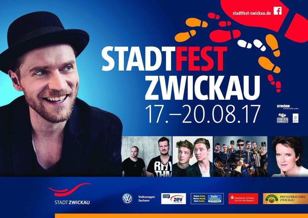 Festivals 2017: 18.08.2017 - Zwickau, Stadtfest Zwickau