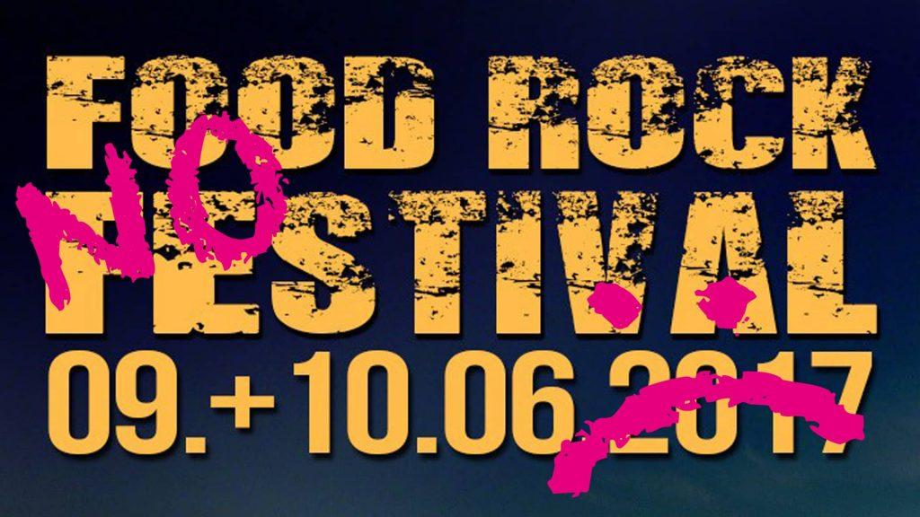 J.B.O. live: 10.06.2017 - Starnberg, Food Rock (Abgesagt!)