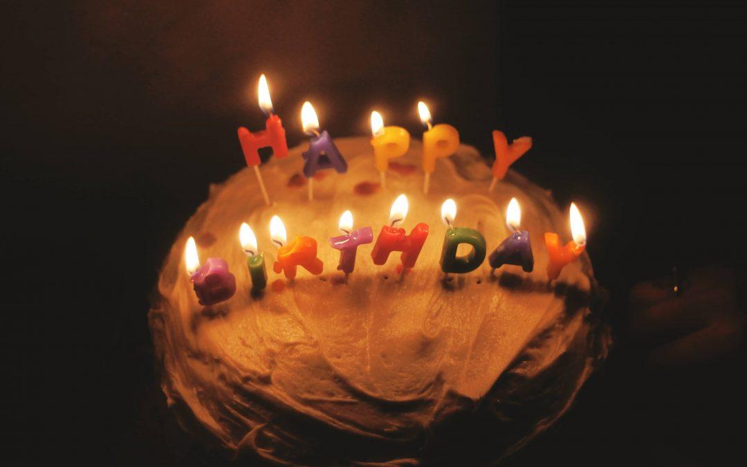 Happy Birthday, Hannes! Happy Birthday, Wolfram!