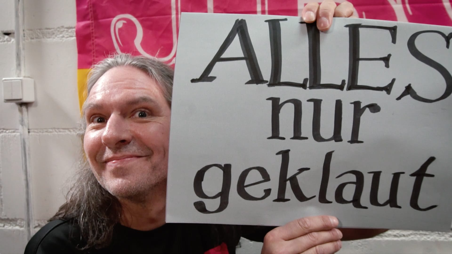 Alles nur geklaut (Official Lyric Video)