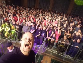 Die Showfuzzis: 31.03.2018 in Dillingen