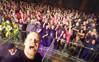 Die Showfuzzis: 31.03.2018 in Dillingen