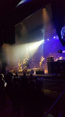 Die Showfuzzis: 06.04.2018 in Hannover