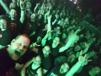 Die Showfuzzis: 14.04.2018 in Stuttgart