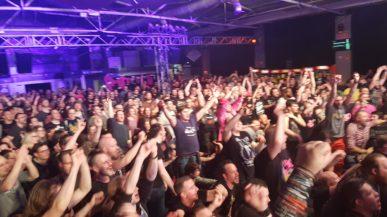 Die Showfuzzis: 13.04.2018 in Köln