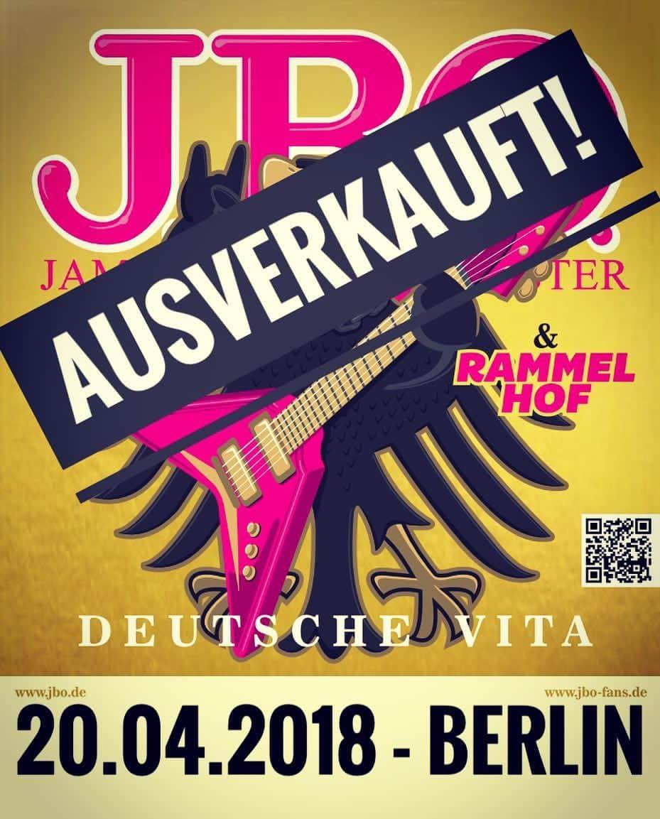 Ausverkauft: Berlin