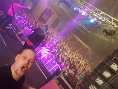 Die Showfuzzis: 21.04.2018 in Dresden