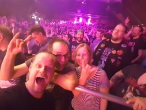 Die Showfuzzis: 27.04.2018 in Hamburg