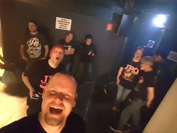 Die Showfuzzis: 05.05.2018 in München