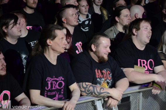 Fotos: J.B.O., Rammelhof - 28.04.2018, Turbinenhalle Oberhausen