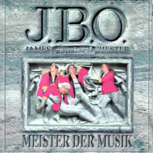 Cover: Meister der Musik