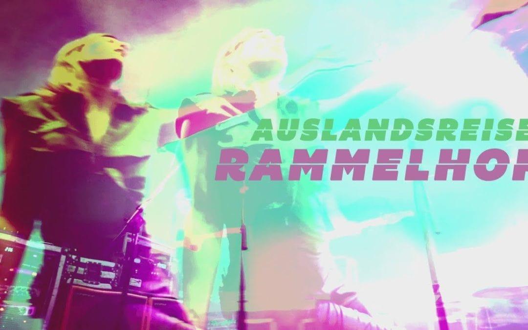 """Rammelhof bringen """"Auslandsreise""""-Video"""