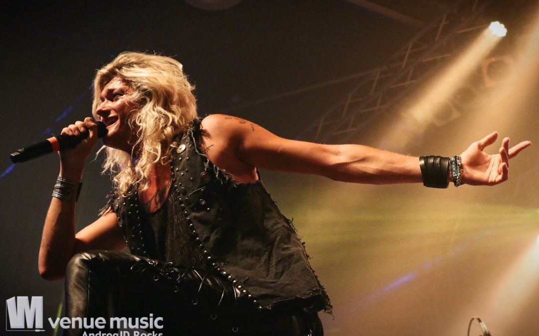 Fotos: Kissin' Dynamite – Huxleys Neue Welt Berlin – 06.08.2018