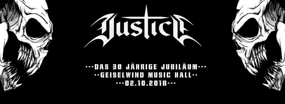 Noch ein Jubiläum: 30 Jahre Justice