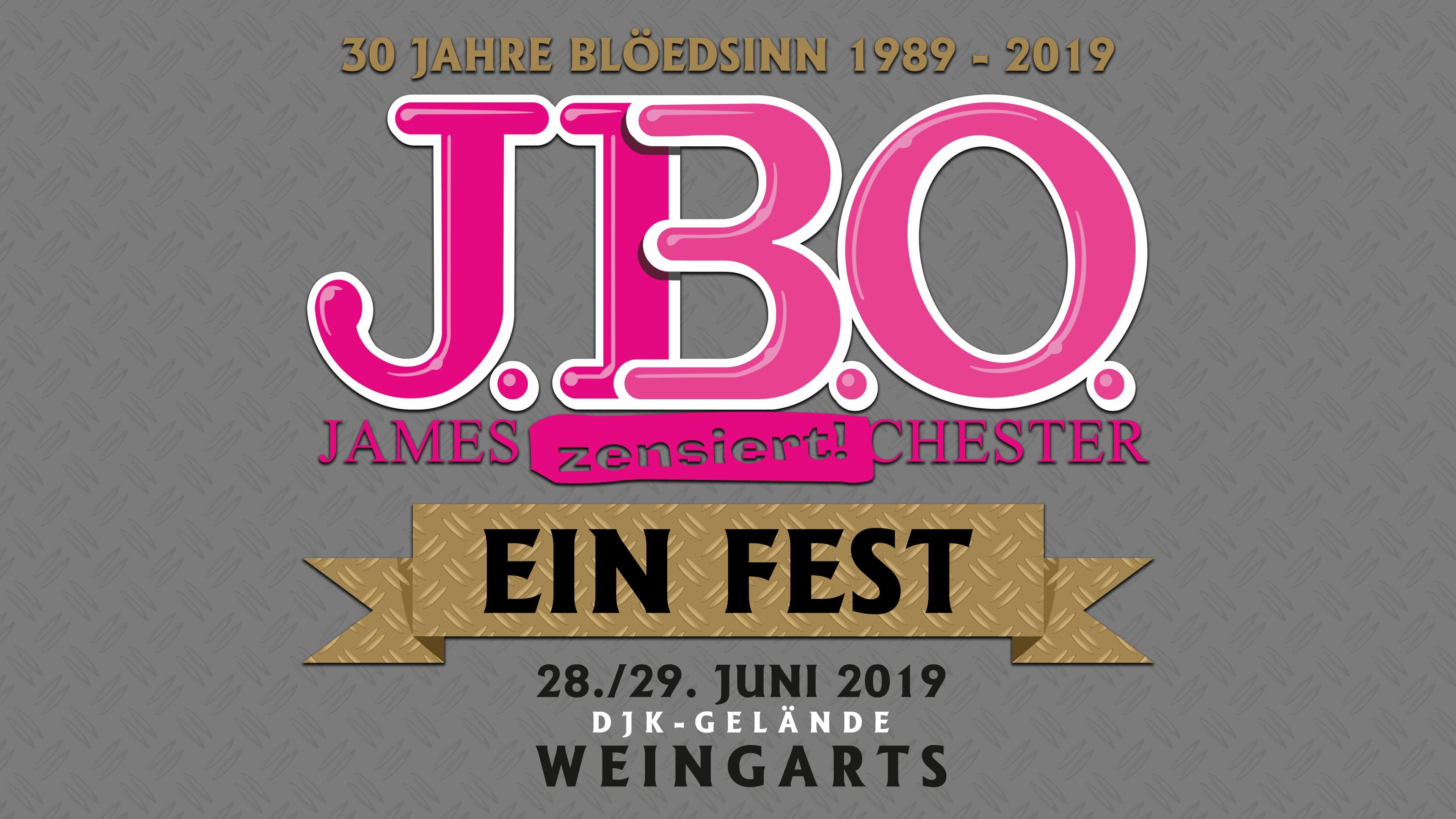 30 Jahre Blöedsinn, daher feiern J.B.O. ein Fest! 🎉