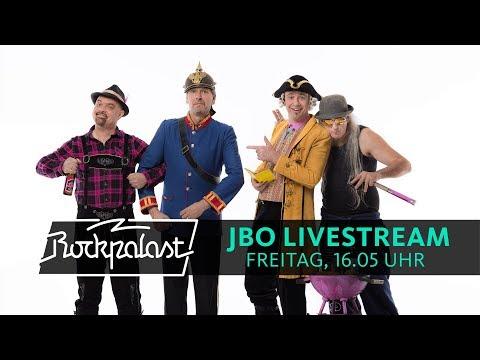 Summer Breeze 2018 – J.B.O.-Aufritt beim WDR Rockpalast