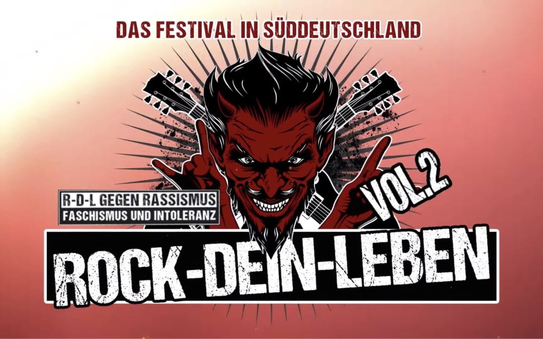 Festivals 2019: Rock Dein Leben Vol. 2 🎸