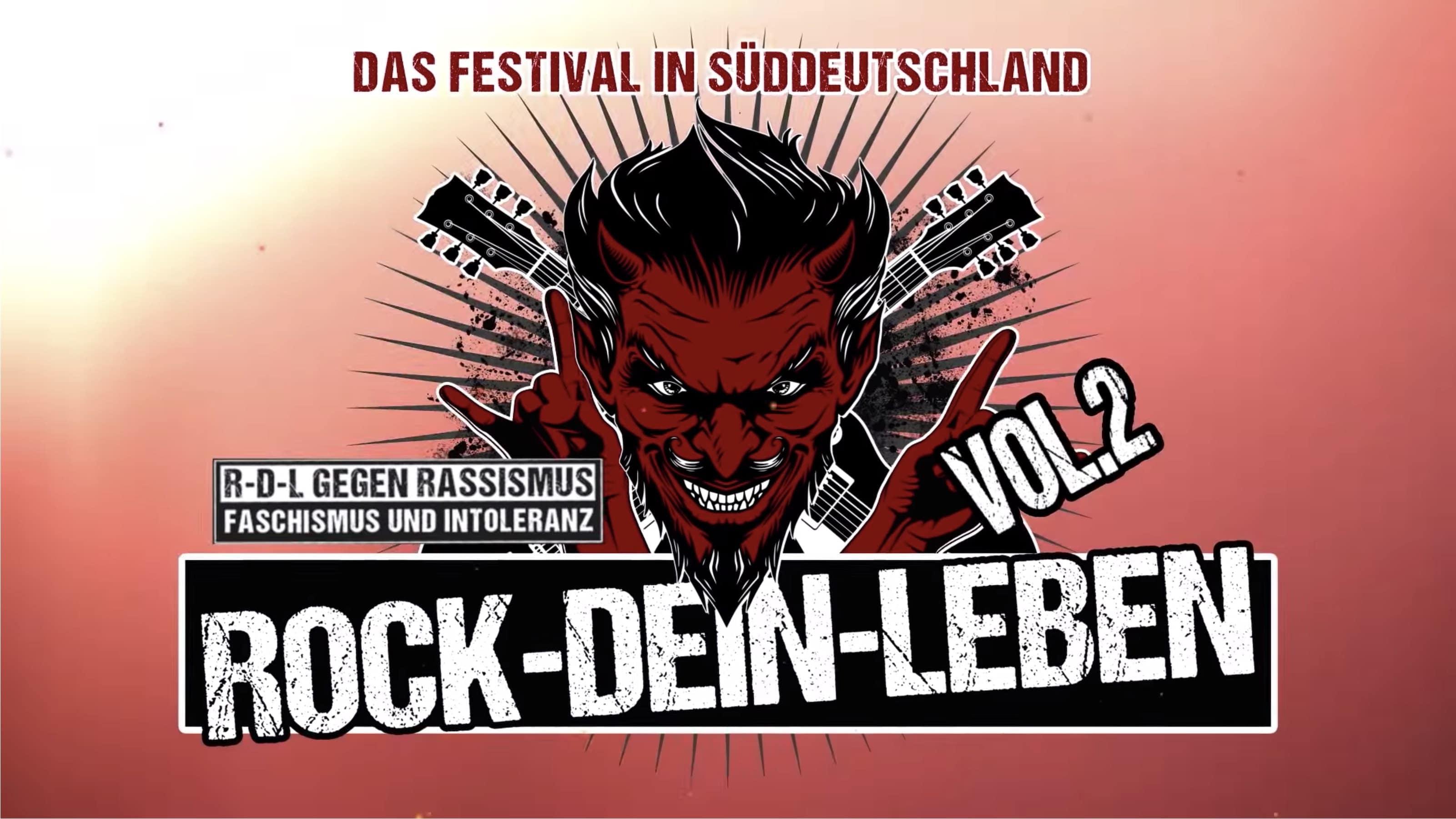 Festivals 2019: Rock Dein Leben Vol. 2 