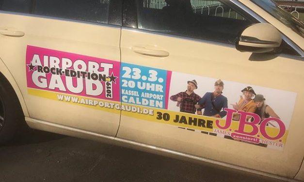 """Instagram: """"Mit dem Taxi wollt Ihr fahren! 😎"""""""