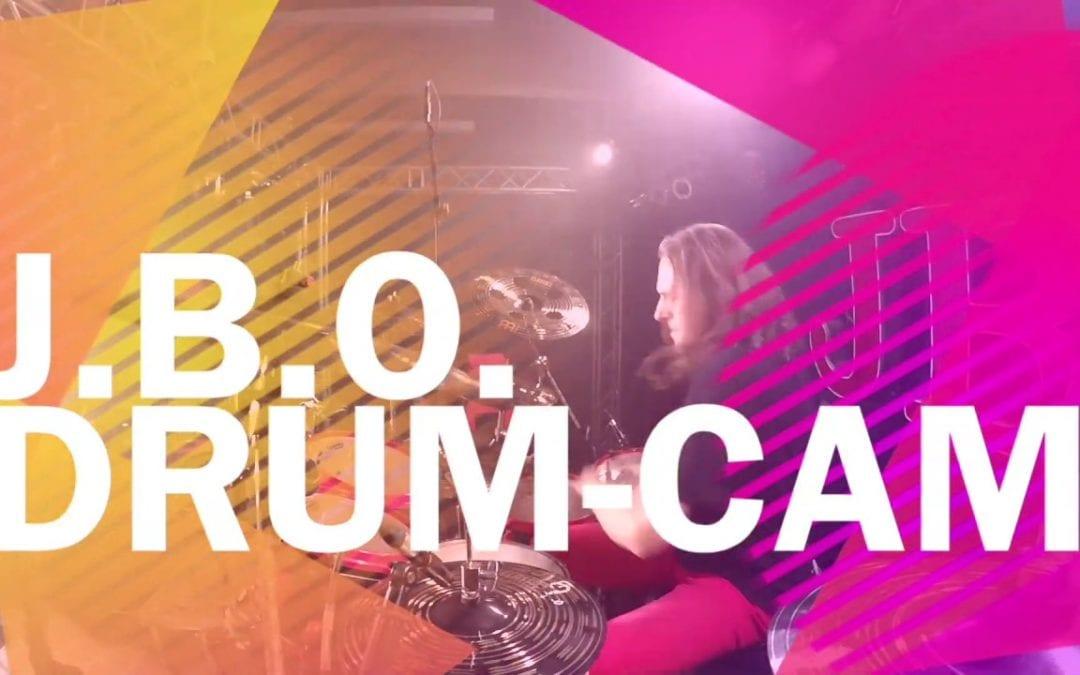 📹 Drum Cam: Vier Finger für ein Halleluja