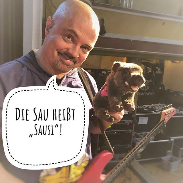 """Instagram: """"Hannes hat gesprochen! 😁"""""""