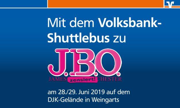 Ein Fest: Shuttle-Bus-Tickets Vorbestellung