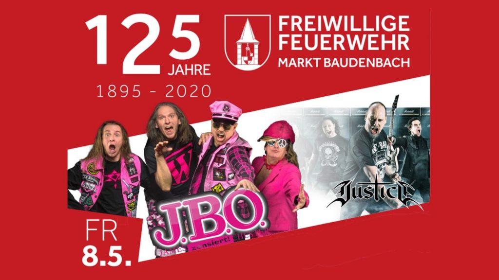 Freitag, 8. Mai 2020 - Festwiese Baudenbach, Baudenbach