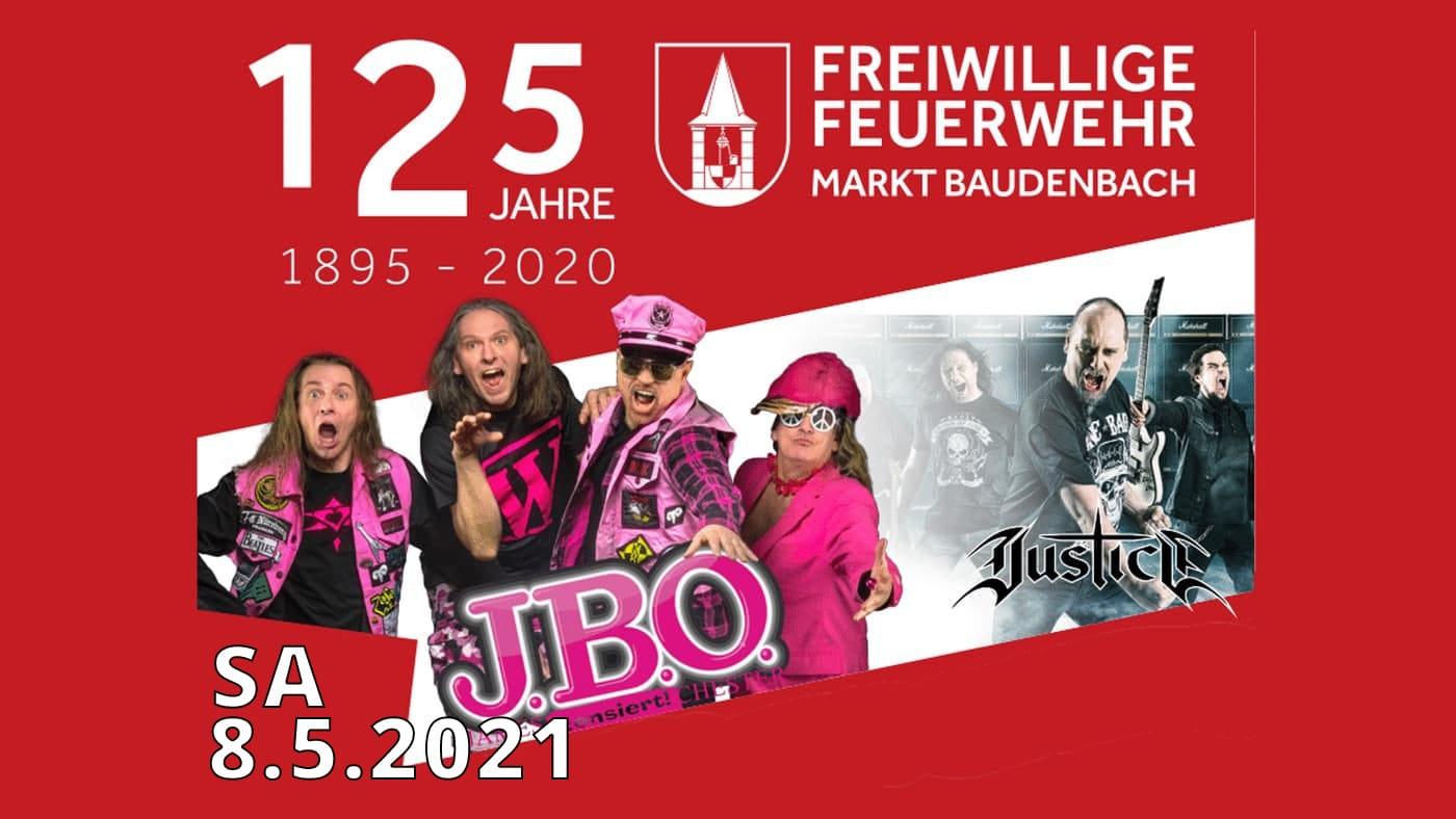 Samstag, 8. Mai 2021 - Festwiese Baudenbach, Baudenbach