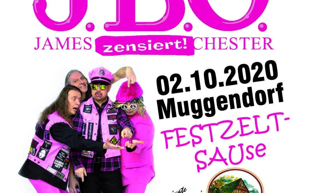 Freitag, 2. Oktober 2020 – Festzelt, Wiesenttal/Muggendorf