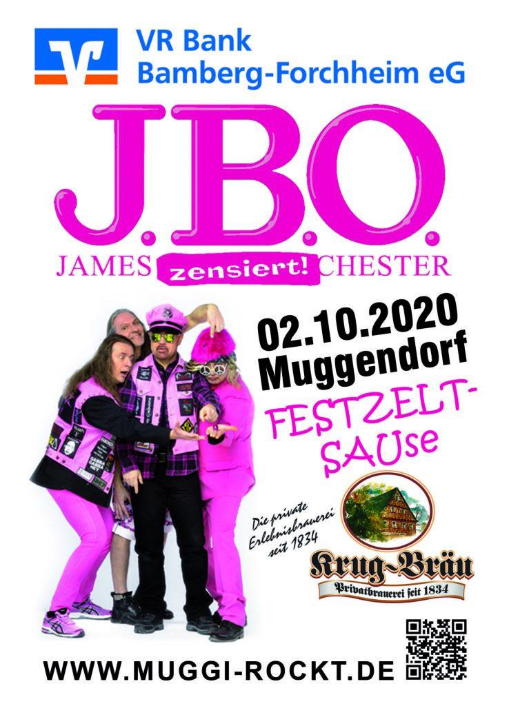Freitag, 2. Oktober 2020 - Festzelt, Wiesenttal/Muggendorf