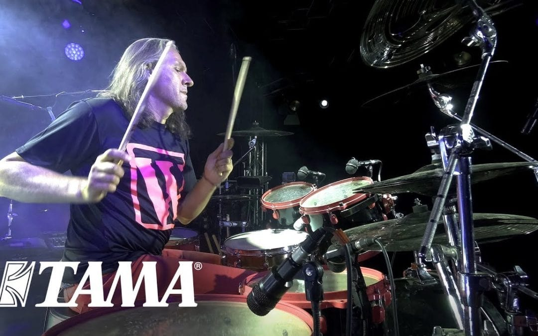 Drum-Cam: Geh mer halt zu Slayer