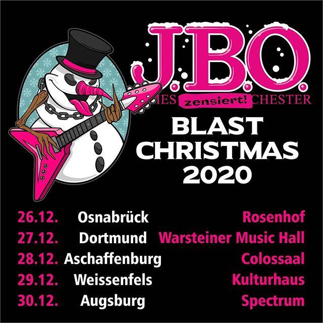 "Instagram: ""Blast Christmas 2020!"""