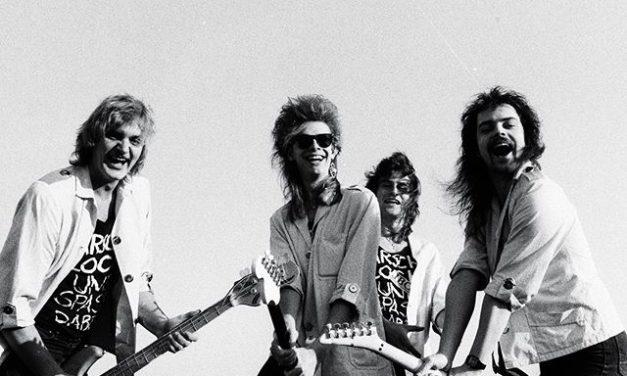 "Instagram: ""Anfang 1990 haben wir unsere erste Band-Fotosession…"""