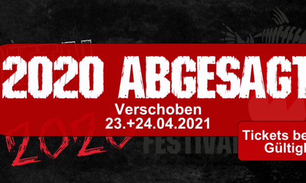 🦠 Metal Franconia Festival verschoben