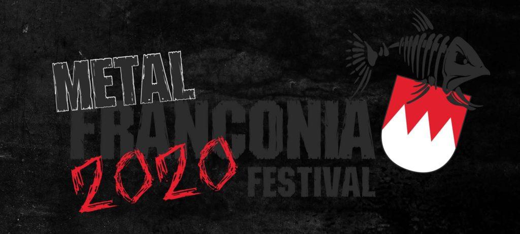 Freitag, 3. April 2020 - Metal Franconia Festival, Dettelbach