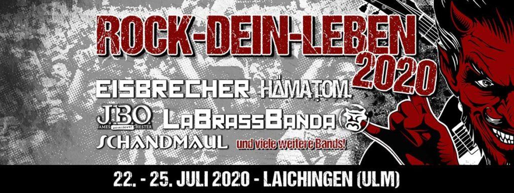 23. - 24. Juli 2021 - Rock Dein Leben Festival, Laichingen