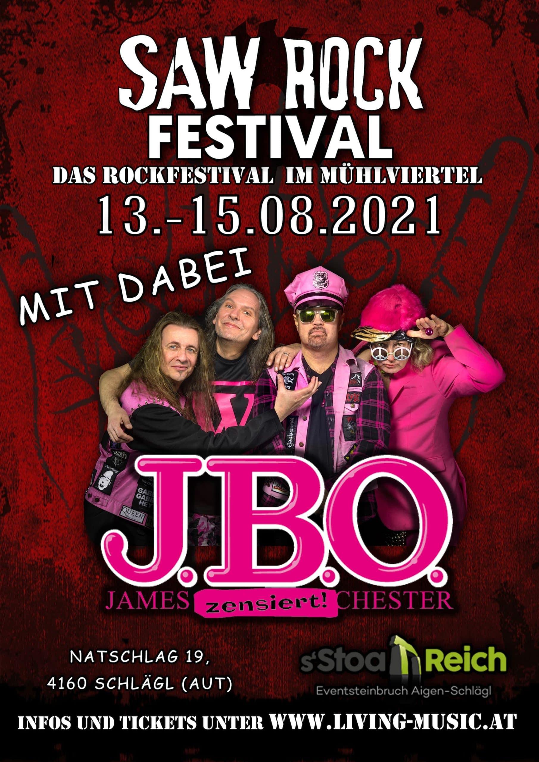 13. August 2021 - SAW Festival, Putzleinsdorf