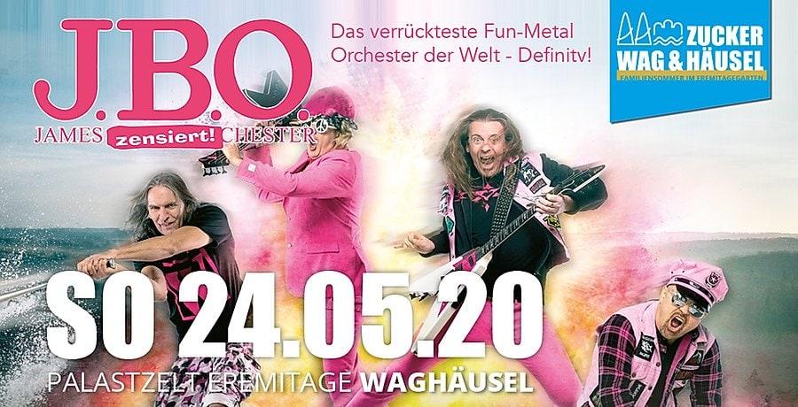 Festivals: Sonntag, 24. Mai 2020 – Zucker Wag & Häusel, Waghäusel