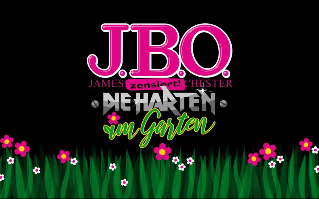 Live im September: Die Harten im Garten (Update)