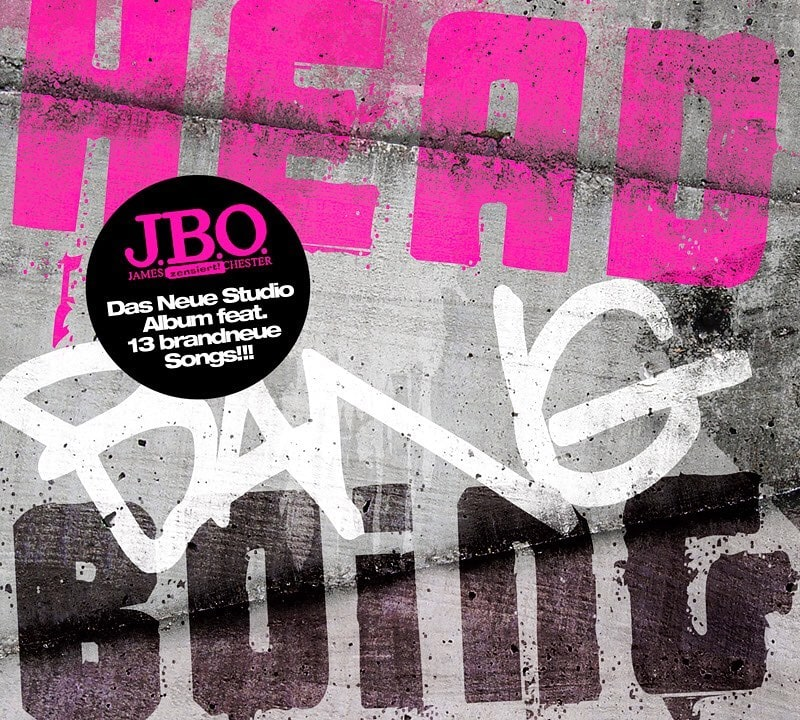 Instagram:Heute vor 13 Jahren erschien Head Bang Boing - welchen Song magst Du von der Scheibe? 😎 #headbangboing #jbocd #jboalbum