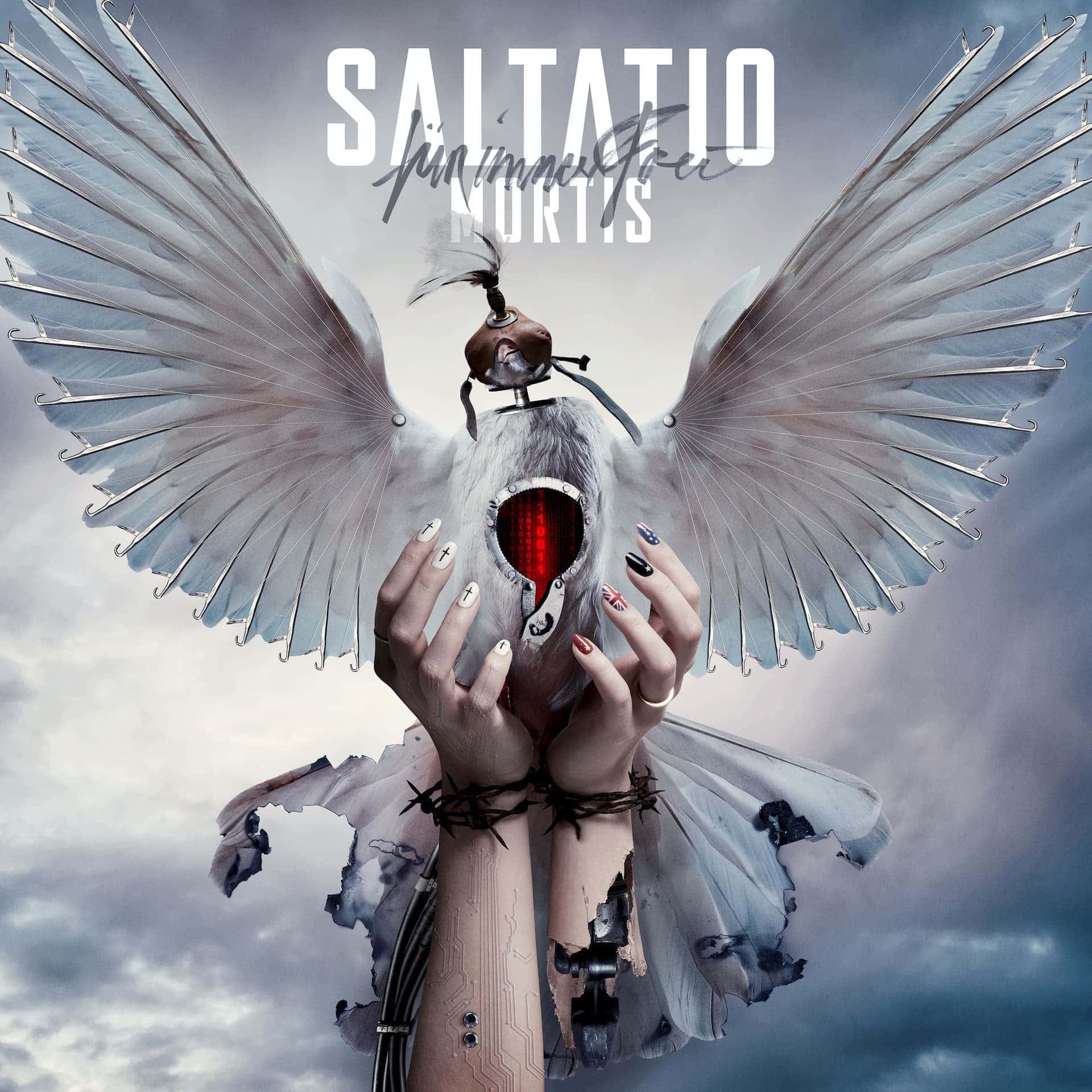 Cover: Saltatio Mortis - Für immer frei
