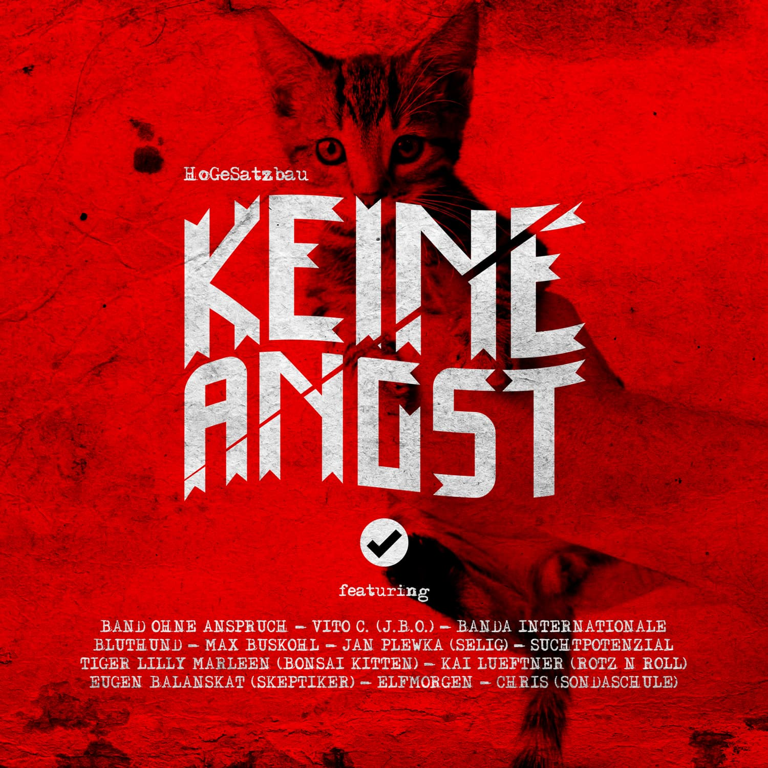 Cover: Keine Angst