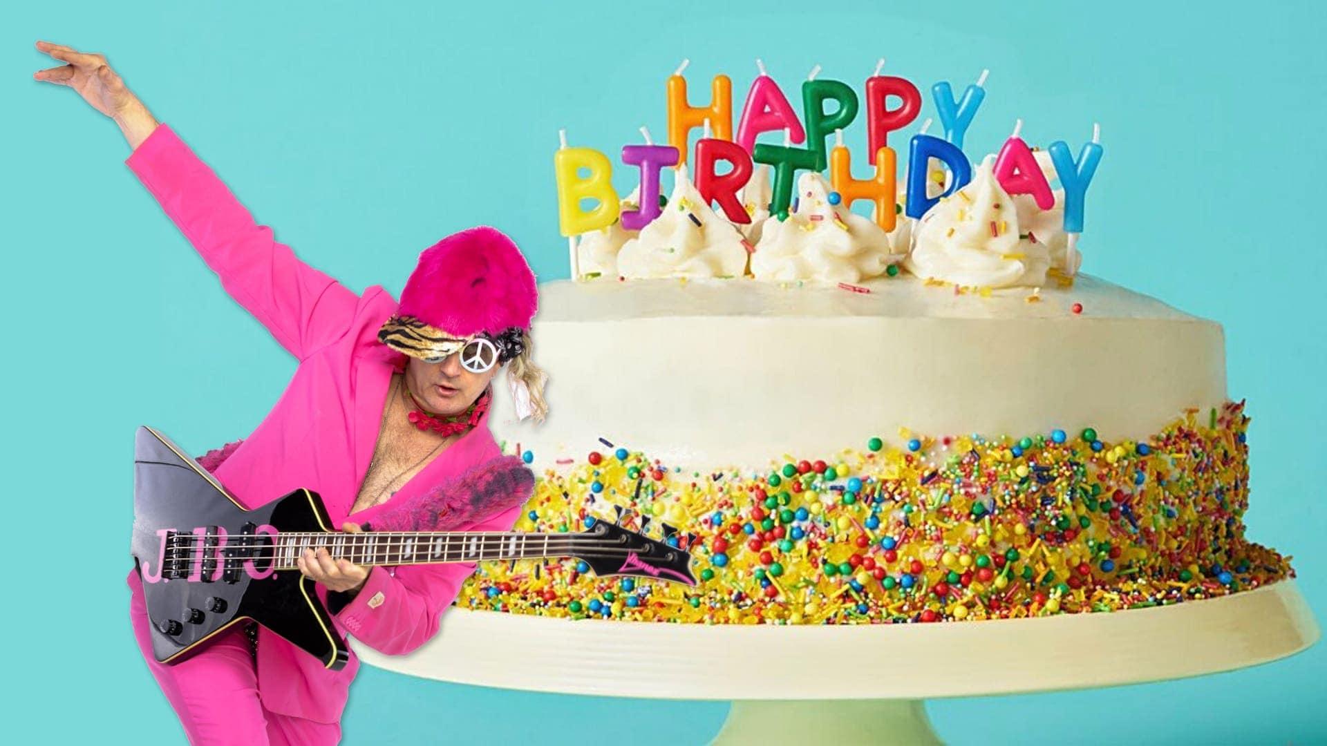 🎉 Alles Gute zum Geburtstag, Ralph!
