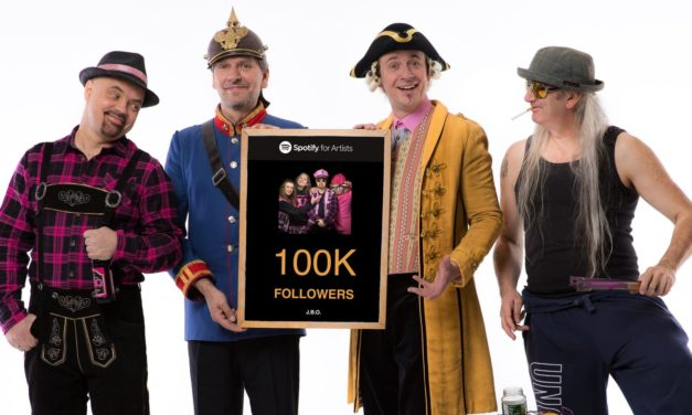 Spotify: 100K